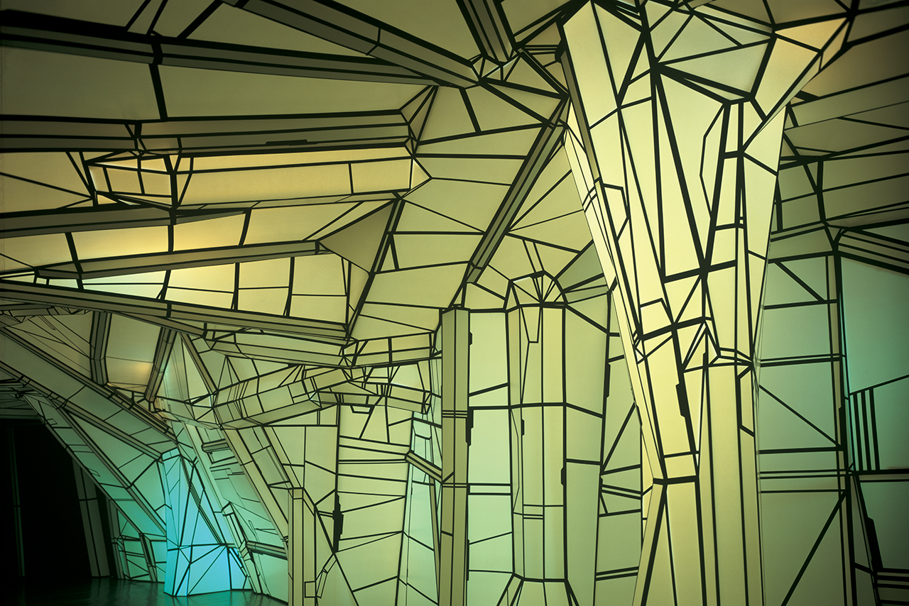 Stephen Hendee Thaw PS.1 Contemporary Art Museum 1999